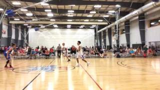Epic Hoopz (57) emerges victorious in matchup against Hopson Elite (8), 61-52