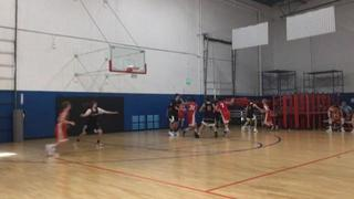 California Select White (12) gets the victory over Utah Premier Select (22), 56-27