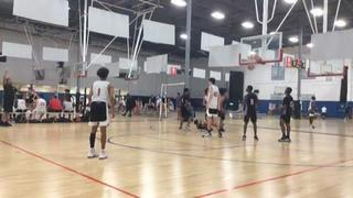 California Select Red (21) defeats South Bay Supreme (26), 57-36