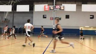 California Select Red (3) picks up the 56-50 win against California Select Black (6)