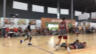 Bobcats Elite Swoosh (39) defeats Colorado Cardinals Black (38), 64-52