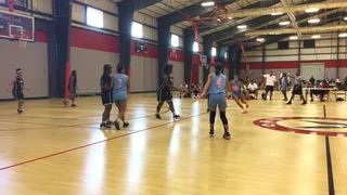 Gods Gift Basketball puts down Riviera Beach Chargers with the 37-29 victory