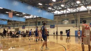 MN Comets - Kirchner (56) getting it done in win over Iowa Intensity (33), 63-46