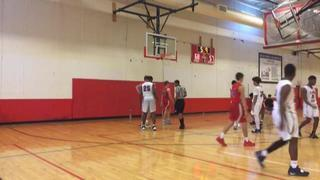 STL Eagles (14u) with a win over Drive 5 Select, 69-57