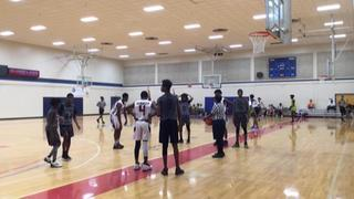 Manatee Mustangs gets the victory over College Bound Ballers, 62-30