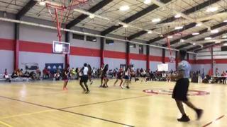 Bad Girls Basketball wins 59-38 over Chobee Nation