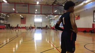 Brad Beal Elite puts down Lincoln Supreme - National with the 54-43 victory