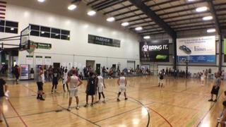 OHIO HOOPSTERS - HILL triumphant over SAGINAW ELITE 2022, 66-63
