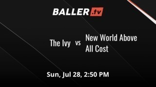 The Ivy vs New World Above All Cost