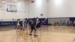 Kansas City Pacers Grey defeats Kansas Force 17U, 53-42