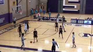 Warrior Basketball Club 45 Team Artis 41