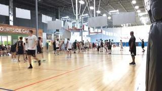 Colorado Titans Gold (1) emerges victorious in matchup against California Select Black (5), 68-46