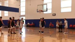 NBDA Bison Green 1 emerges victorious in matchup against Team Factory Gold 14U, 59-57