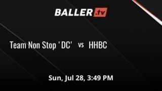 Team Non Stop 'DC' vs HHBC
