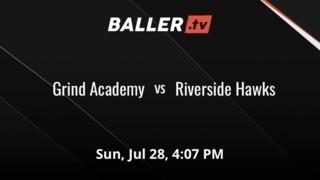 Grind Academy vs Riverside Hawks