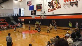 San Antonio Lady Hoops puts down Coastal Elite with the 49-31 victory