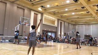 Game Elite Blue wins 70-38 over Hawaii Hoop Dreams