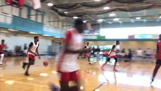 Chi-Town Warriors - 17U (IL) defeats Baltimore Rockets (MD), 67-26