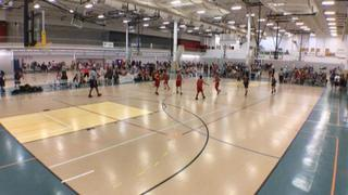 Guelph Phoenix (ON) victorious over Team Focus 2026 Gold (IN), 46-25