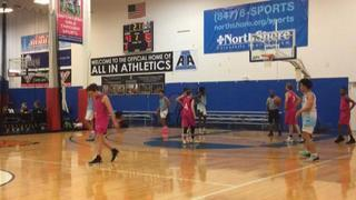 BAYAN Basketball (ON) steps up for 57-20 win over MN Sizzle (MN)