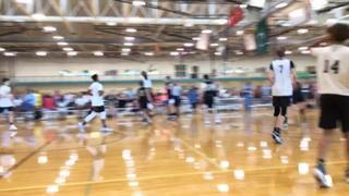 Team Focus 2022 Gold NY2LA (IN) wins 56-20 over Halton Basketball (ON)