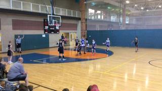 Wisconsin S.O.Y.L Elite (WI) emerges victorious in matchup against Team Focus 2025 Black (IN), 61-15
