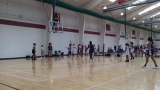 Prodigy Club 17U (TX) emerges victorious in matchup against Chicago Lady Rebelz (IL), 46-24