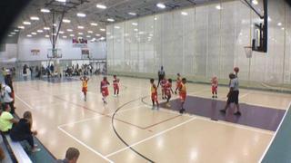 Wisconsin Premier 2027 (WI) defeats Mayhem Basketball (MI), 48-43