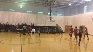 Team St. Louis OnESpED (MO) triumphant over Windsor Fighting Dreams Elite (ON), 33-25