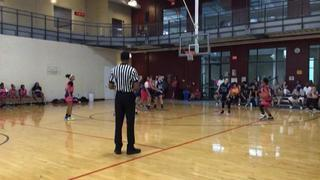 Lady Premier 2024 (WI) with a win over Midwest Wildcats 2023 Blue (IL), 39-21