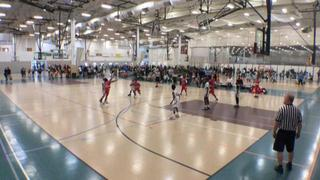 Wisconsin Playground Club (WI) gets the victory over Wisconsin Premier 2027 (WI), 33-23