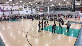 Gallo Sports Center - 10U (WI) triumphant over Team Taylor (IL), 29-26