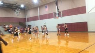 OK - High Plains Storm - Regier with a win over MO - Lady Rage HS, 56-44