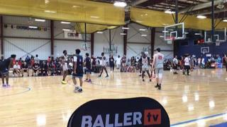 Belmont Shore (CA) emerges victorious in matchup against Expressions Elite (MA), 83-77