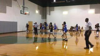 TX - Lady Drive Nation 2025 Red defeats MO - MO Phenom (NIKE), 39-32