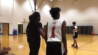 Norcross Heat with a win over DCA-G, 56-52