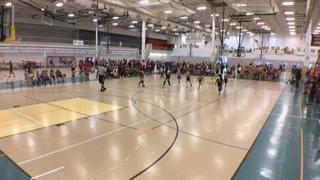 Wisconsin Impact 2027 (WI) with a win over Illinois Lady Intruders (IL), 25-8