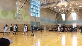 SA Islanders Black gets the victory over OTCYBC Showstoppers, 64-32