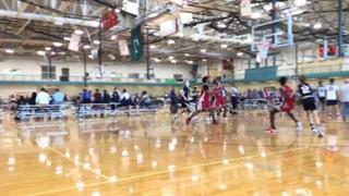 Wisconsin Academy - Nelson (WI) steps up for 50-48 win over I-Hustle (IL)
