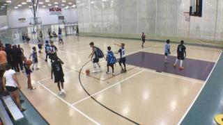 Wisconsin S.O.Y.L Elite (WI) emerges victorious in matchup against Gallo Sports Center - 10U (WI), 51-34