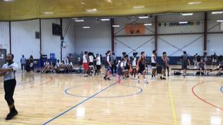 Nike Elite Stars 15 (AL) triumphant over Cali Stars 15 Elite (CA), 62-57