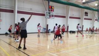 The Crush Family (WI) getting it done in win over Kimberly Papermakers (WI), 51-43