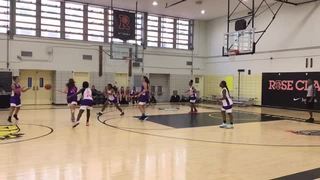 City Rocks NY - Black victorious over Women United , 43-34