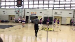 New Jersey Belles emerges victorious in matchup against City Rocks NY - Oragne 15u, 51-31