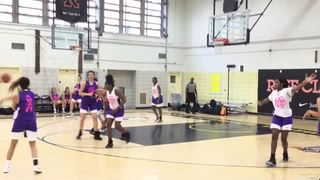 City Rocks NY - Black wins 38-23 over New Jersey Panthers - 18u