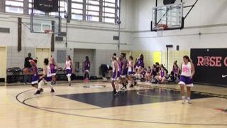 NJ Belles - Fagan emerges victorious in matchup against Lady Legends - Ahmad Thomas, 61-23