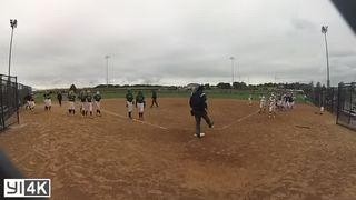 BATS 16U - Van Duyse vs Silver Hawks Dennison/Chantos