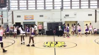 Hudson Hawks - Bergen Ave. emerges victorious in matchup against ML Gators, 48-42