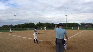 Wisconsin Lightning KS vs BATS 16U - Van Duyse