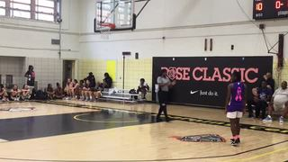 Lady Legends - Ahmad Thomas victorious over New York Grit, 41-36